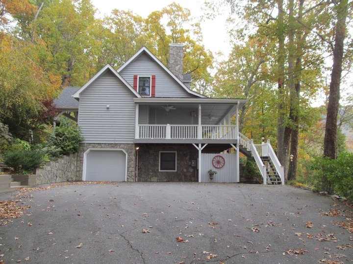 Image 1 for 878 Mountain Cove Road in Waynesville, North Carolina 28786 - MLS# 3348799
