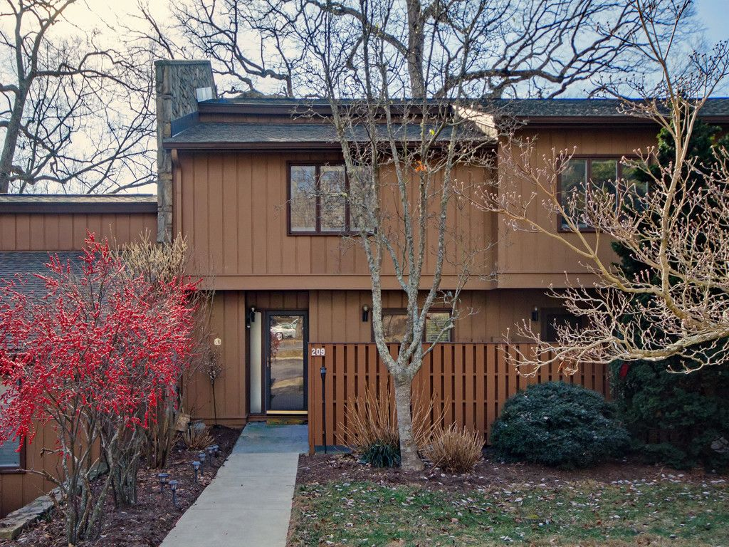 209 Crowfields Drive #3 in Asheville, North Carolina 28803 - MLS# 3348950