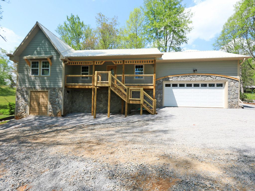 595 Woodbine Road in Waynesville, North Carolina 28785 - MLS# 3358034