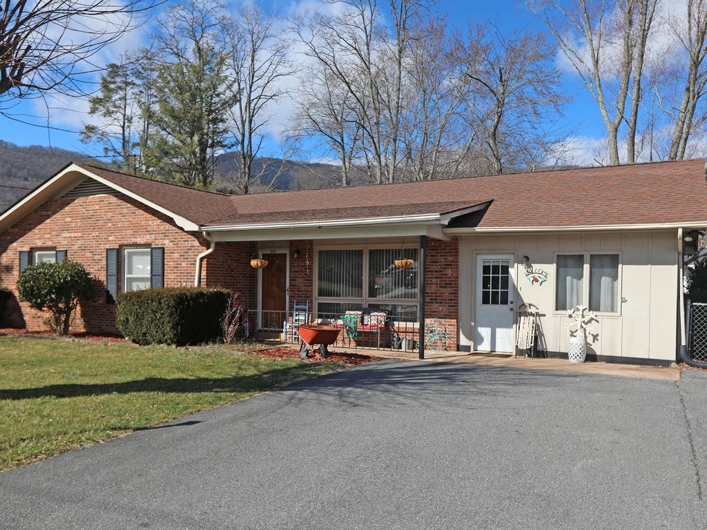 1024 Plott Creek Road in Waynesville, North Carolina 28786 - MLS# 3360440