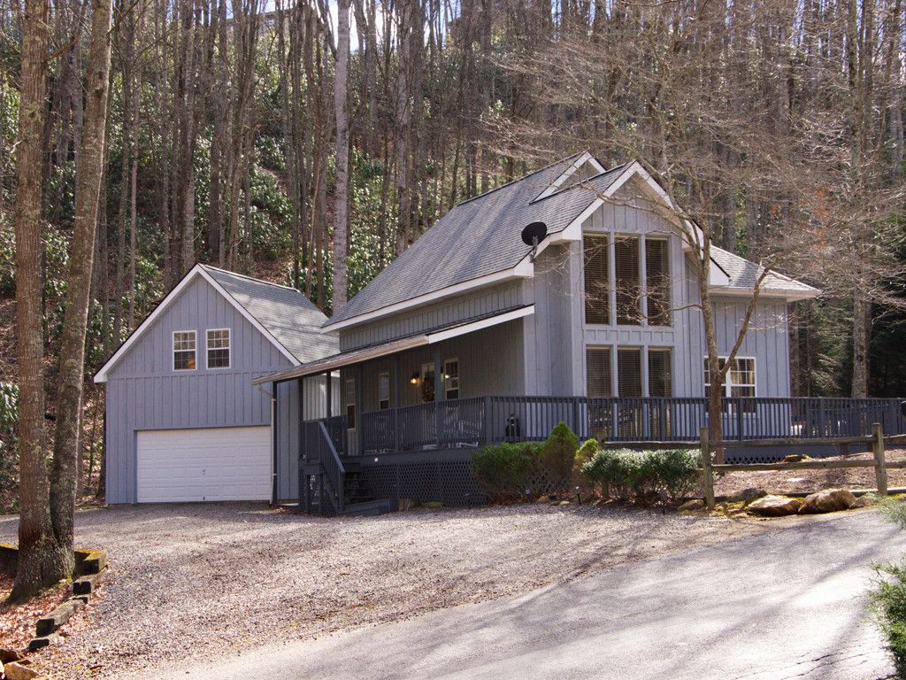 145 Brannon Forest Drive in Waynesville, North Carolina 28785 - MLS# 3362930