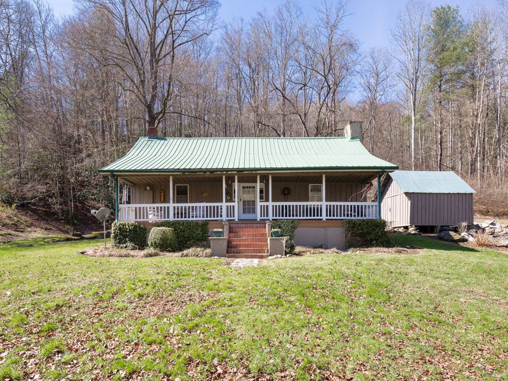 1295 Will Higgins Road in Green Mountain, North Carolina 28740 - MLS# 3369180