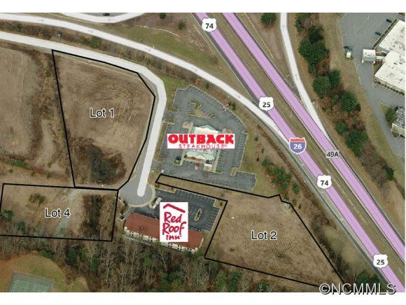 0 Mitchelle Drive, Lot 2 in Hendersonville, North Carolina 28792 - MLS# 537014