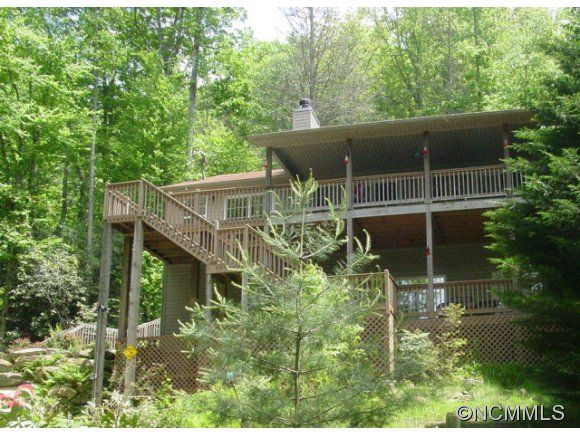 897 Woods Mountain Trail in Cullowhee, North Carolina 28723 - MLS# 547888