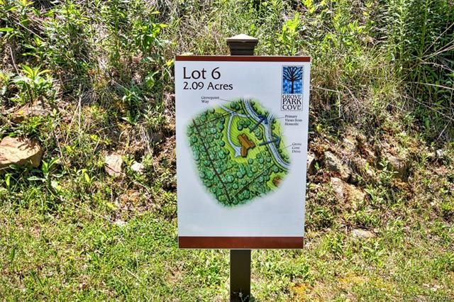 8 Grovepoint Way #Lot 6 in Asheville, North Carolina 28804 - MLS# 3148277