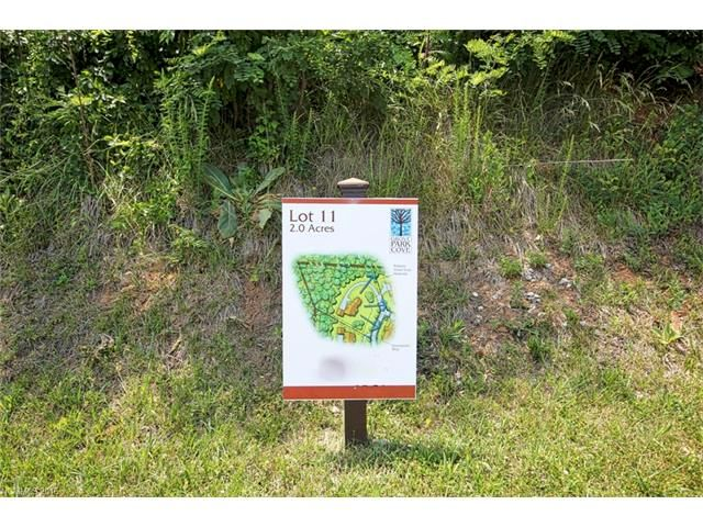 32 Grovepoint Way #Lot 11 in Asheville, North Carolina 28804 - MLS# 3148278