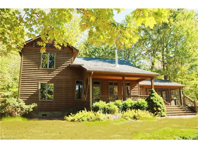175 Creek View Drive in Hot Springs, North Carolina 28743 - MLS# 3164244