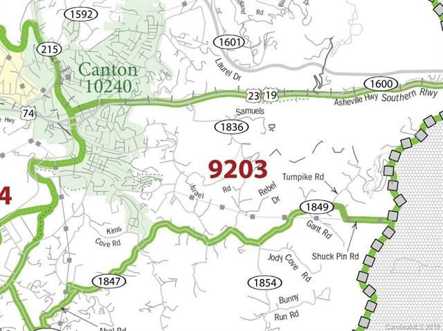 1969 Asheville Highway in Canton, North Carolina 28716 - MLS# 3179038
