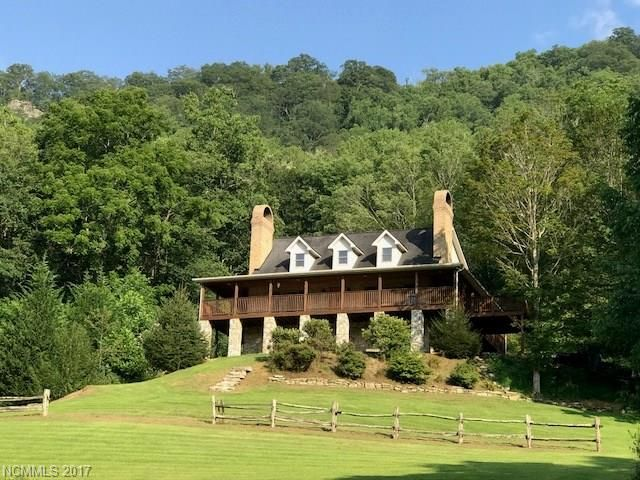 149 Gentry Farm Drive in Hot Springs, North Carolina 28743 - MLS# 3210559