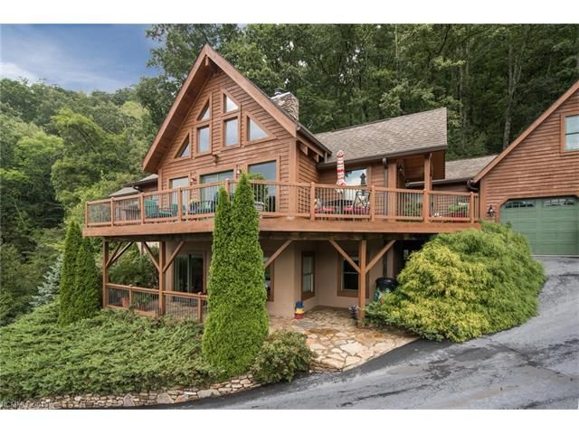 590 Meadow Creek Drive in Weaverville, North Carolina 28787 - MLS# 3211608