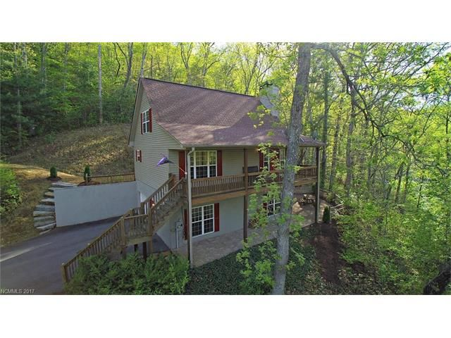 1227 S Country Club Drive in Cullowhee, North Carolina 28723 - MLS# 3217738
