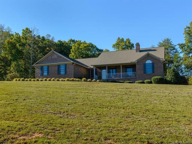 2857 Abrams & Moore Road in Rutherfordton, North Carolina 28139 - MLS# 3219613