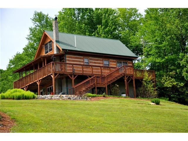 458 Norton Fork Road in Hot Springs, North Carolina 28743 - MLS# 3221194