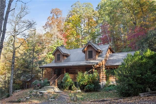 90 And 102 Press Owenby Drive in Black Mountain, North Carolina 28711 - MLS# 3236930