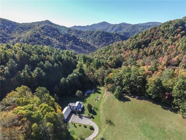 500 Mountain View Road in Hot Springs, North Carolina 28743 - MLS# 3266835