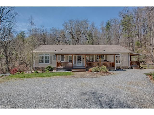 453 Johns Creek Road #n/a in Cullowhee, North Carolina 28723 - MLS# 3270542