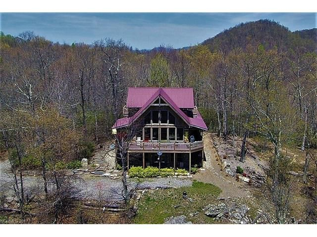 1783 W Cliff Road in Cullowhee, North Carolina 28723 - MLS# 3271032