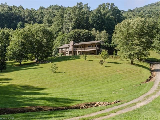 397 Pressley Creek Road in Cullowhee, North Carolina 28723 - MLS# 3275166