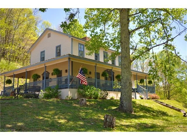 3215 & 3217 Baltimore Branch Road in Hot Springs, North Carolina 28743 - MLS# 3278417