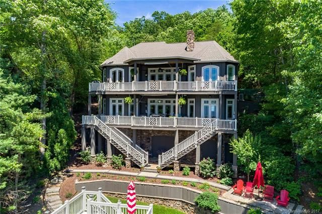 255 Deerwood Drive in Lake Lure, North Carolina 28746 - MLS# 3283633