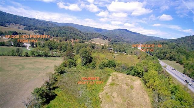 00 Coleman Mountain Road in Waynesville, North Carolina 28785 - MLS# 3315224