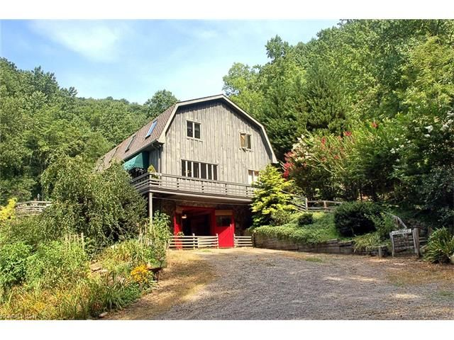 1067 Ponder Creek Road in Mars Hill, North Carolina 28754 - MLS# 3323467
