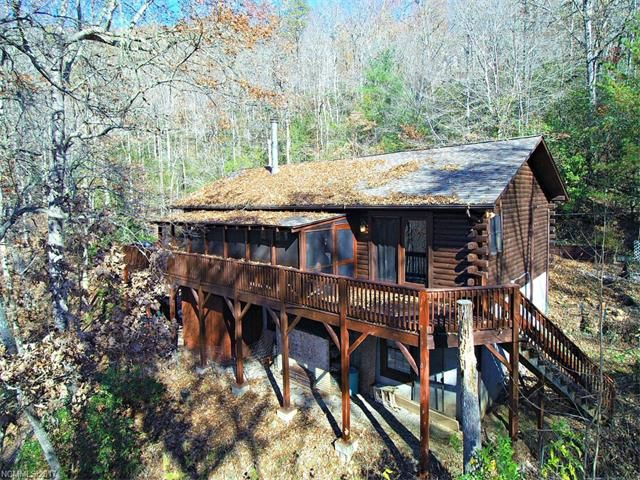 346 Suntrace Circle #4 in Cullowhee, North Carolina 28723 - MLS# 3339732