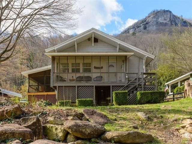 169 Southside Drive in Chimney Rock, North Carolina 28720 - MLS# 3358262