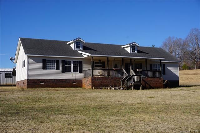 1714 Union Road in Rutherfordton, North Carolina 28139 - MLS# 3359112
