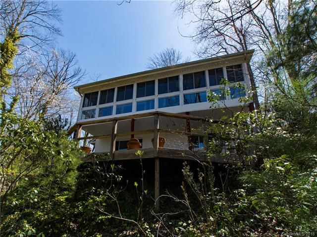 215 Picnic Point Road in Lake Lure, North Carolina 28746 - MLS# 3361683