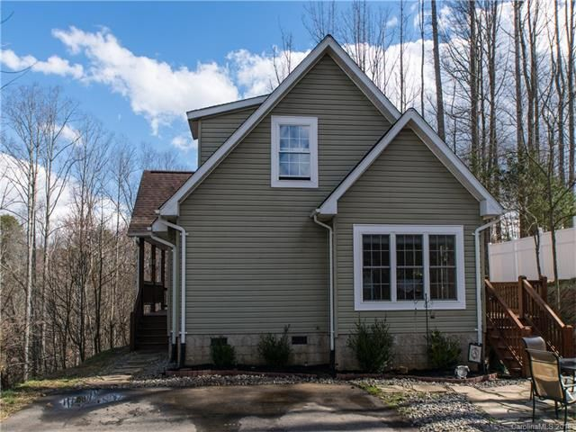 128 Sleepy Forest Drive #13 in Leicester, North Carolina 28748 - MLS# 3363219