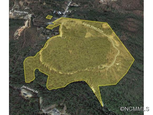 Image 1 for 0 Gorges Views Circle in Lake Toxaway, North Carolina 28747 - MLS# 554900