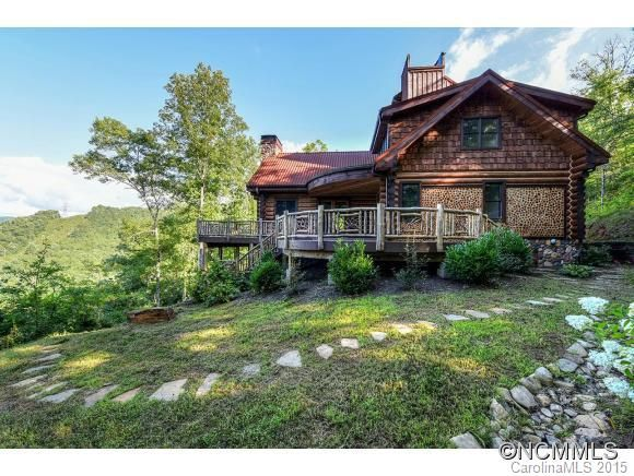469 Moody Bridge Road in Cullowhee, North Carolina 28723 - MLS# 590514