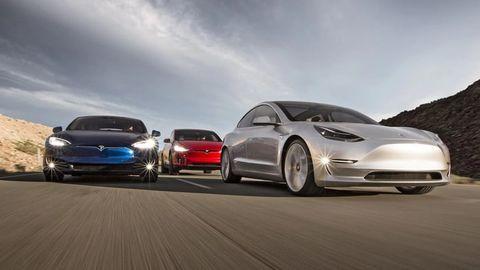 特斯拉公佈 Q3 成績單:產能全面爆發,Model 3 九月銷量破世界記錄