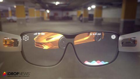 蘋果的 AR 眼鏡,最快會在明年到來
