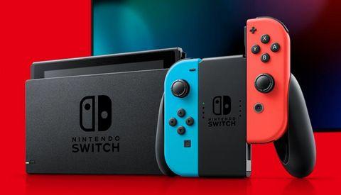 新版 Switch 發佈了 任天堂真的只改進續航?