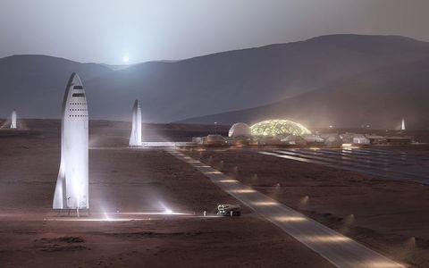 馬斯克想送 100 萬人上火星,路費可在火星上打工償還