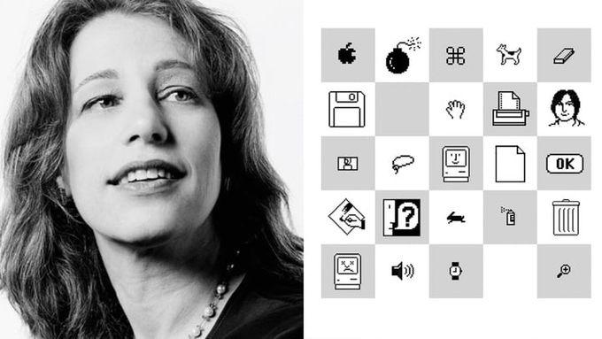 Mac 笑臉、像素字體、微軟紙牌 蘋果第一代設計師有多厲害?