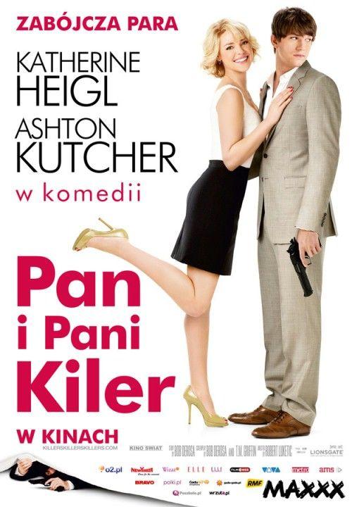 Pan i Pani Kiler / Killers (2010) Lektor PL.DVDRip.XViD-DECADE
