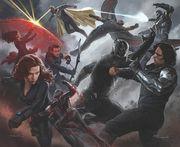 劇照流出!兩位《復仇者聯盟》成員在《無限之戰》中有 Kiss 鏡頭