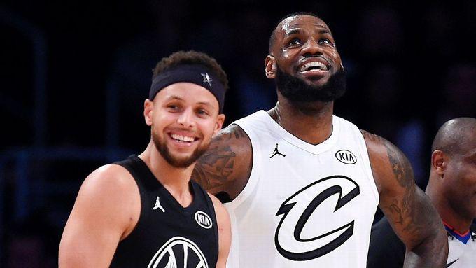 聯盟並無規定全明星隊長不能連任  2019全明星有機會看到他們兩人同隊嗎?