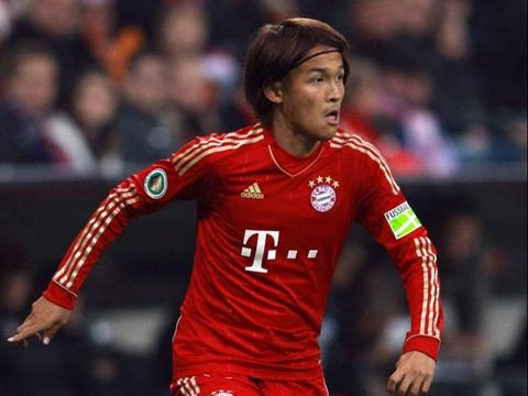 差點成為第二個奪得歐冠的亞洲球員