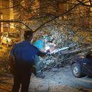 """ЈКП """"Гази Баба 2007"""" повикува да се пријават штети од невремено во општината"""