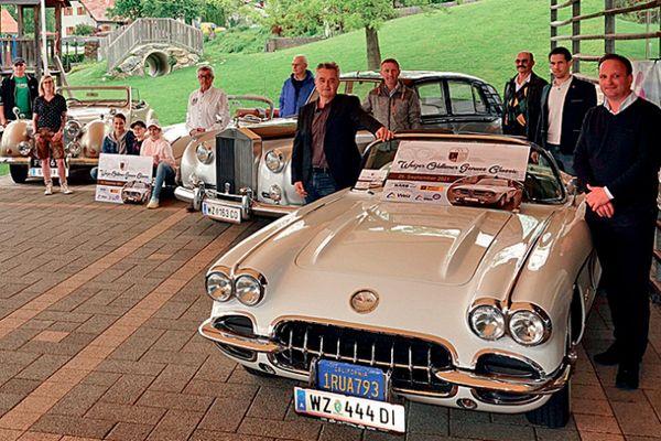Weizer Oldtimer Genuss Classic am 25. September im Bezirk Weiz