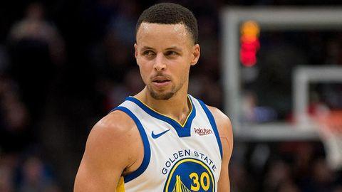 Stephen Curry在多年的季後賽中,比賽最後24秒未射入過一球反超球