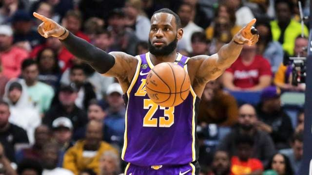 LeBron James加盟湖人後的五個難忘時刻