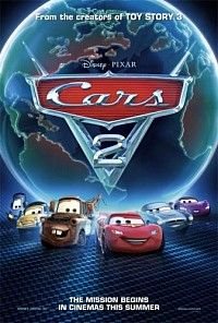 מכוניות (+) הסרט | מדובב + כתוביות