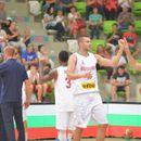 Баскетболистите ни с тежко поражение от Босна
