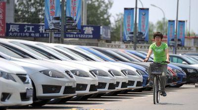 Рекорден пад на автомобилскиот пазар во Кина