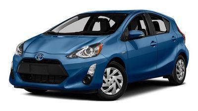 Toyota Prius C заминува во историјата